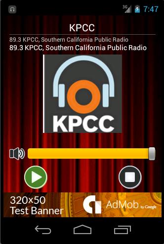 KPCC 89.3 Fm