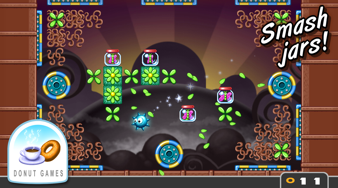 Spikey's Bounce Around- screenshot