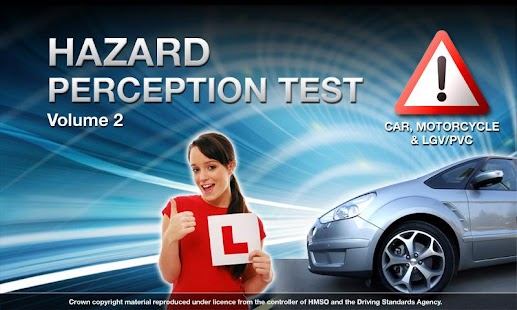 Hazard Perception Test Vol. 2 - screenshot thumbnail
