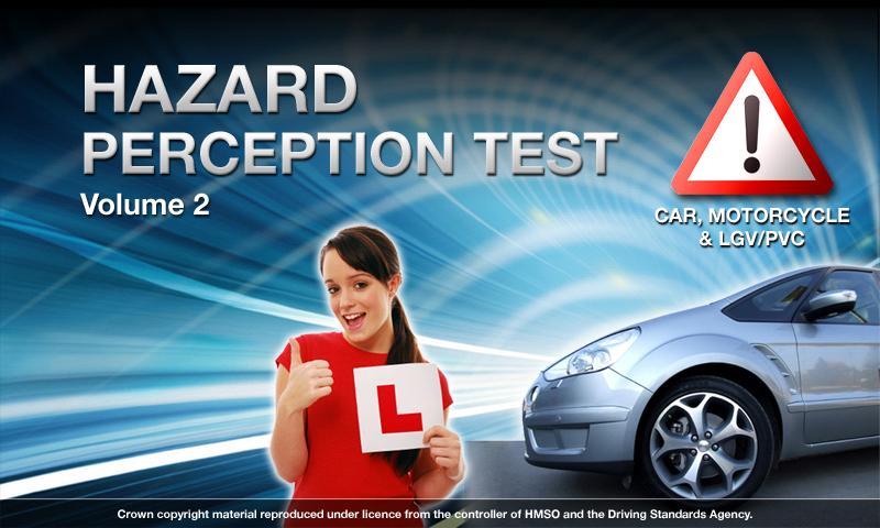 Hazard Perception Test Vol. 2 - screenshot
