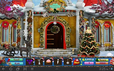 Christmas Factory HiddenObject Android Brain & Puzzle