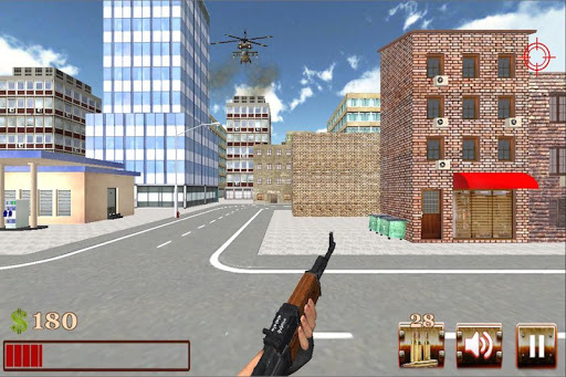 Commando Shooter-Sniper Strike