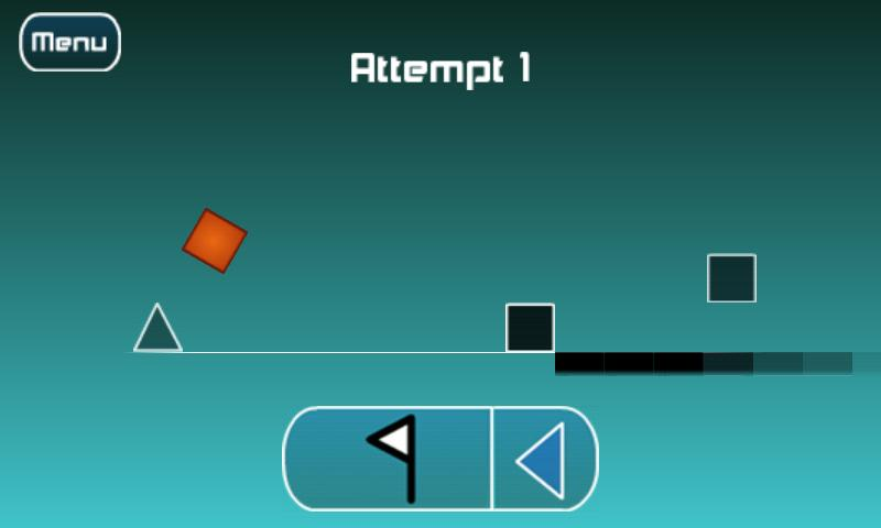 The Impossible Game - screenshot