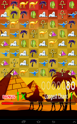 免費解謎App|埃及宝石匹配3|阿達玩APP