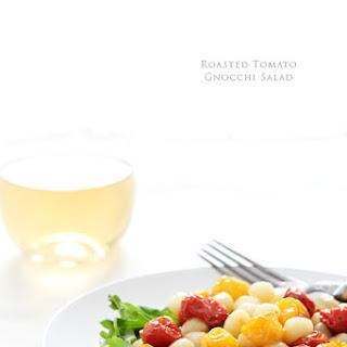 Roasted Tomato Gnocchi Salad Recipe