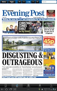 The Lancashire Evening Post - screenshot thumbnail