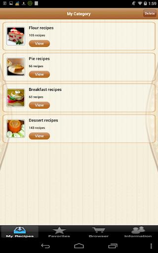 玩免費生活APP|下載美國食譜收集 app不用錢|硬是要APP