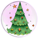 Xmas Bubble Live wallpaper icon