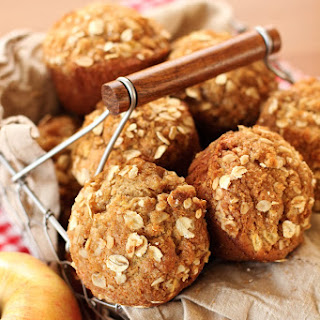 Apple Harvest Muffins
