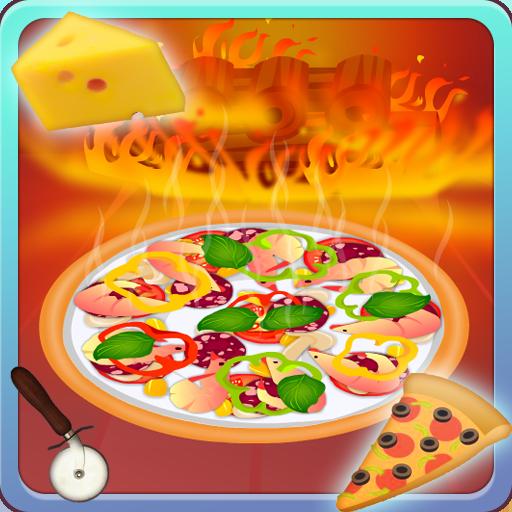 ピザクッキング - 食品ゲーム 休閒 App LOGO-硬是要APP