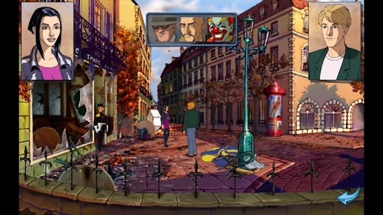 Broken Sword : Español - screenshot thumbnail
