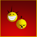Smiley Face Live Locker Theme icon
