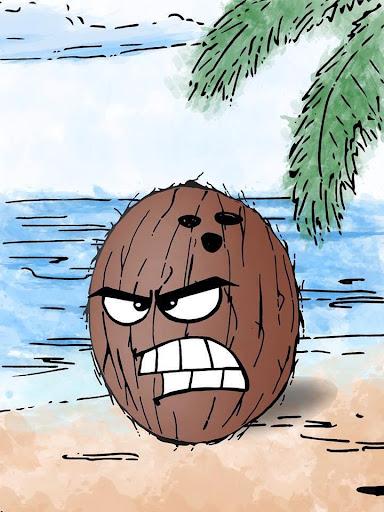 【免費休閒App】Angry Coco Tap Tap Boom-APP點子