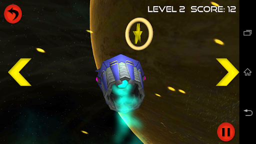 Space Zoomer - 3D Space Game