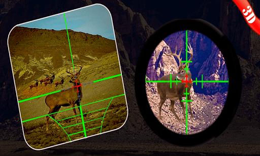 猎鹿人狙击手射击游戏3D