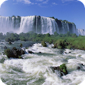 Waterfall Live Wallpaper Pro icon