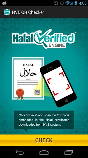 【免費生產應用App】HVE QR Checker-APP點子