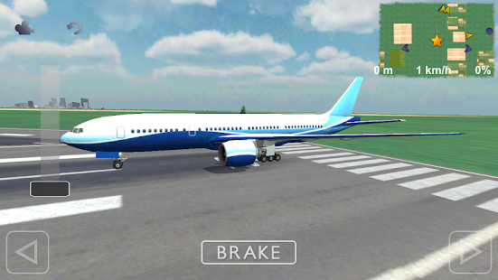 Flight Sim para Android