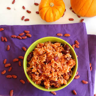 Slow-Cooker Sunday! Red Beans & Rice!.