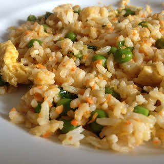 Japanese Vegetable Fried Rice Recipes.