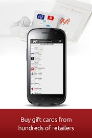 Gyft - Mobile Gift Card Wallet Screenshot 12