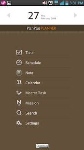 PlanPlus PLANNER- screenshot thumbnail