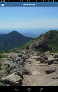 Appalachian Trail- screenshot thumbnail
