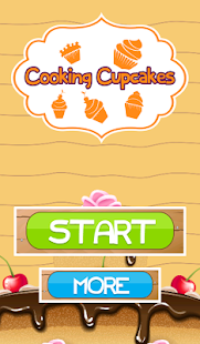 Cooking Games Cupcakes