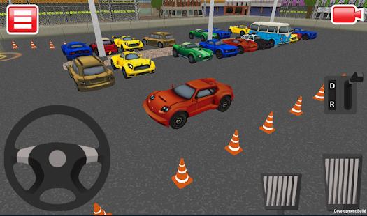 Car Parking Games 3D