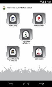 iVote - Official ECI App screenshot 3