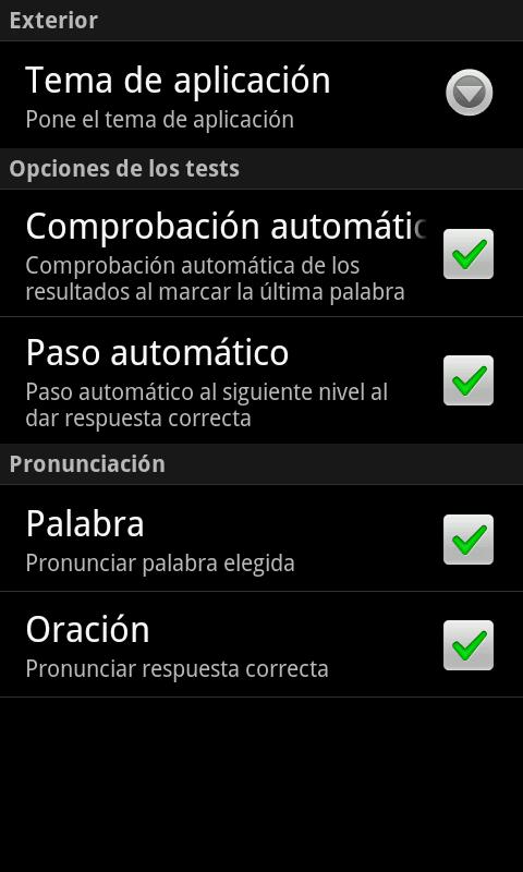 Polígloto. Inglés. Lección 1- screenshot
