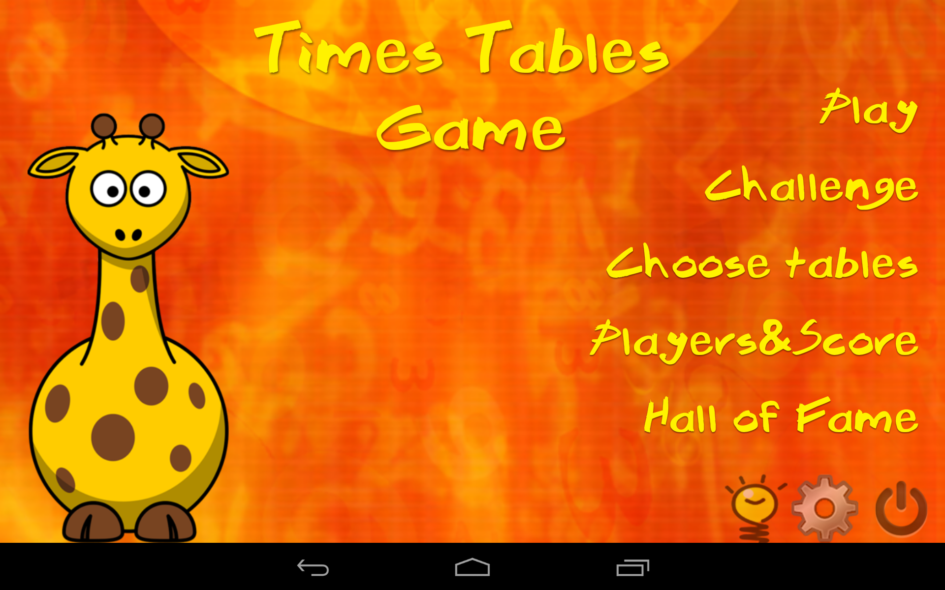 Times Tables Game screenshot #14