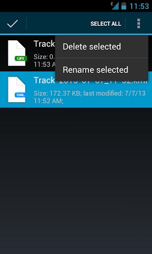 GPS notification helper