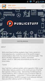 PublicStuff Mobile - screenshot thumbnail