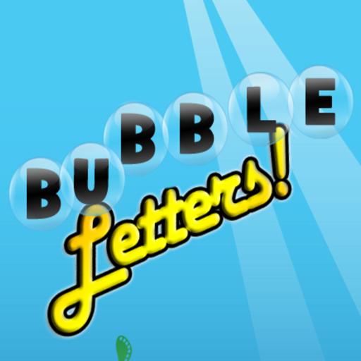 Letter Bubbles LOGO-APP點子