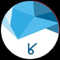 Dynamic Blue icon