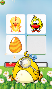 Easter Find The Pair 4 Kids- screenshot thumbnail