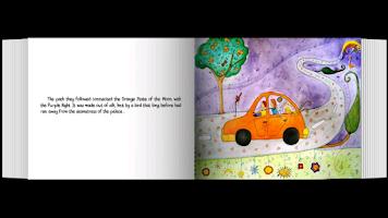 Screenshot of Tale in Orange,Kostas Stoforos