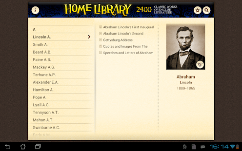 Home Library - Free Books- screenshot thumbnail