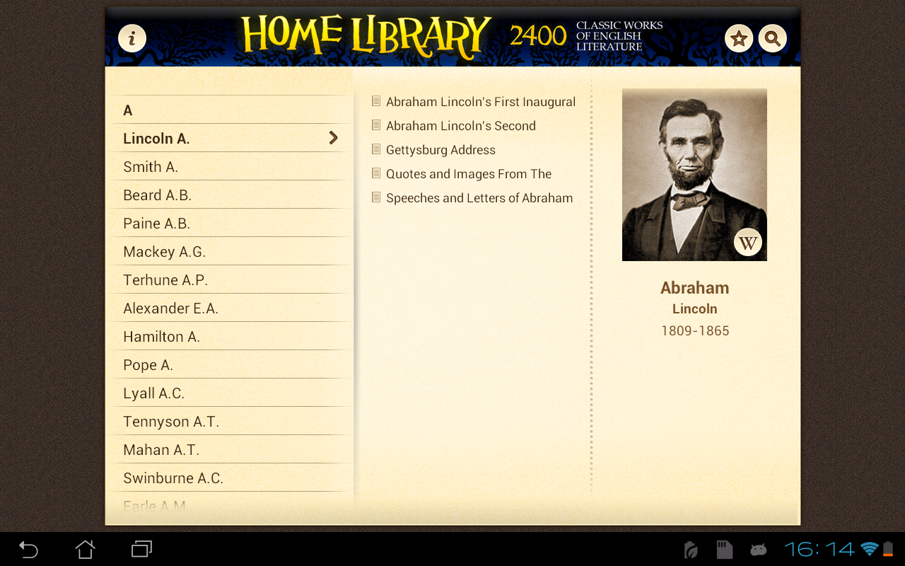 Home Library - Free Books- screenshot