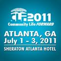Community Life Forward 2011 logo