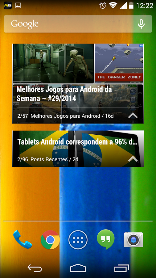 Mobile Gamer - Melhores Jogos - screenshot