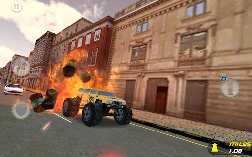 descargar apk crazy monster truck escape v1.0.2 android