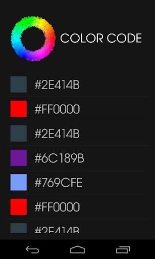color coding road condition data - 307×512