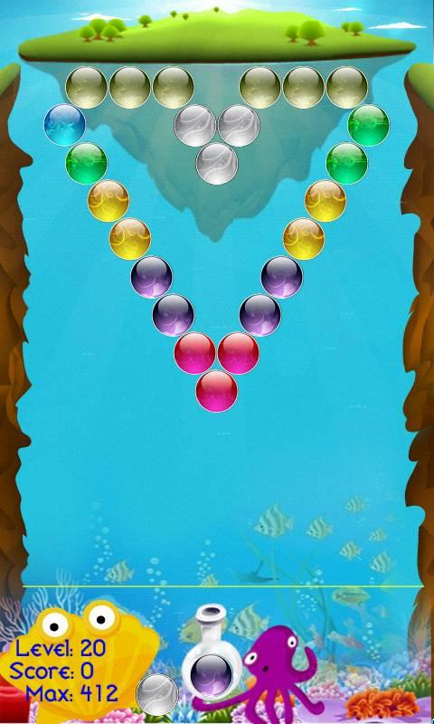 AL Bubble Shooter!! - screenshot