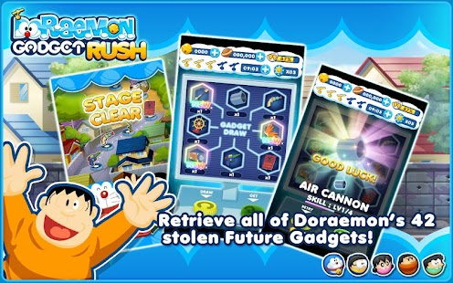 Doraemon Gadget Rush screenshot