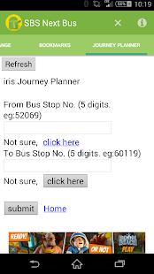 Next Bus@SG (fka SBS Next Bus) - screenshot thumbnail