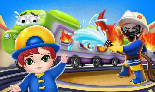 Train Rescue Games for Kids