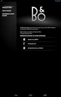 Screenshot of BeoSetup