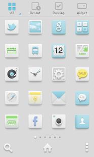 玩個人化App|Milky Sky Dodol Theme免費|APP試玩